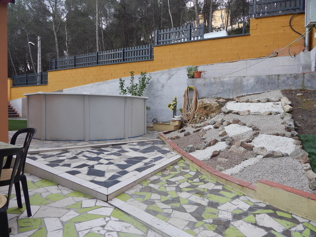 REFORMAS EXTERIORES EN OLIVELLA